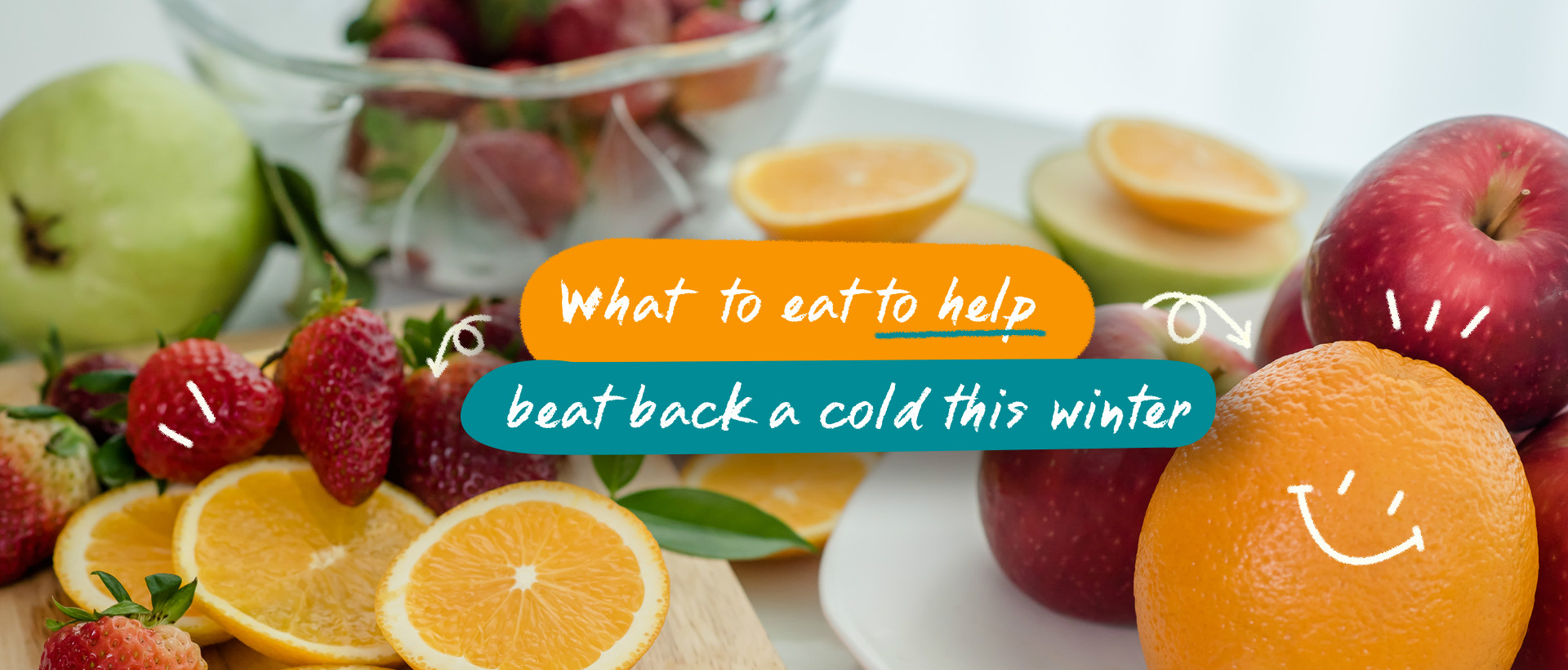 What to eat to help beat back a cold this winter