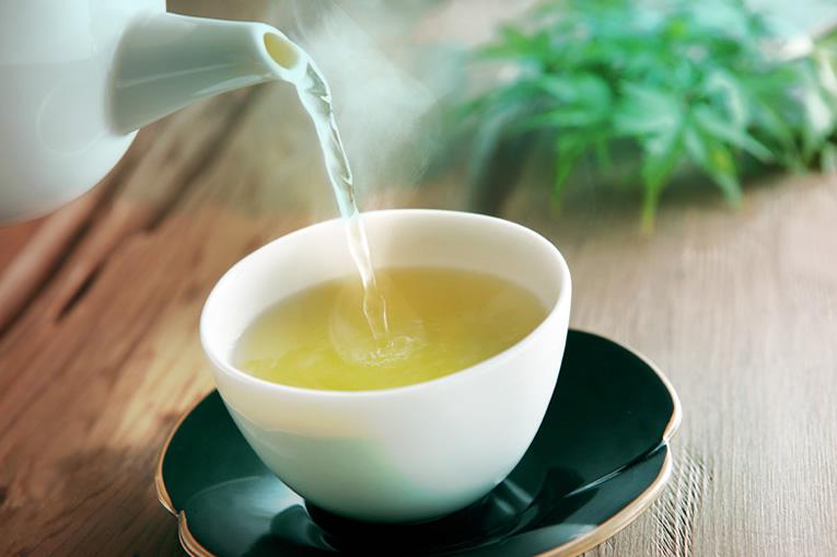 เหตุเกิดจากชาเขียว! ที่ทำให้พุงยุบ