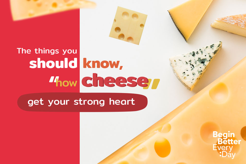 New guidelines approve cheese for a healthy heart diet